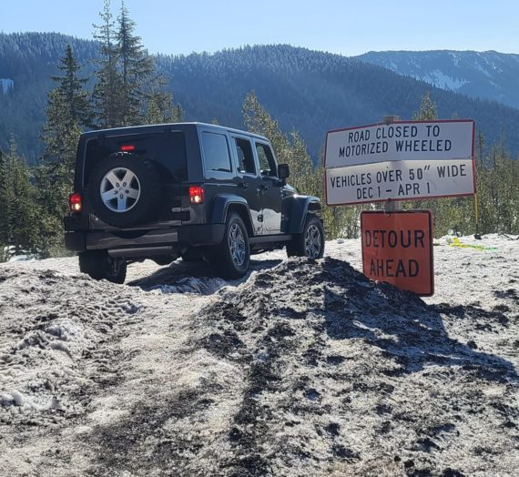 Mt Hood Recovery