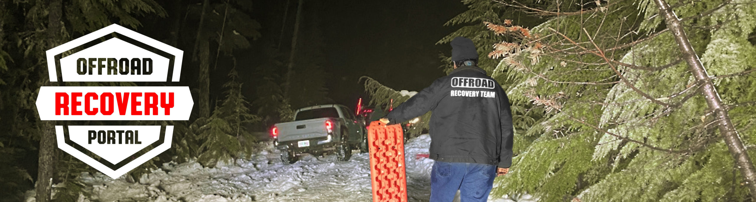 Offroad Recovery Portal
