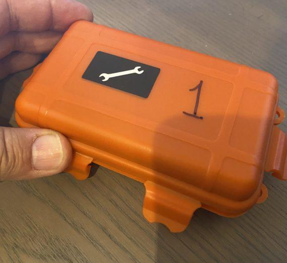 Geo Caching Box #1
