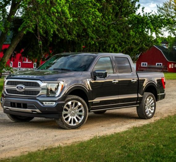 2021 Ford F-150: The best seller is even better