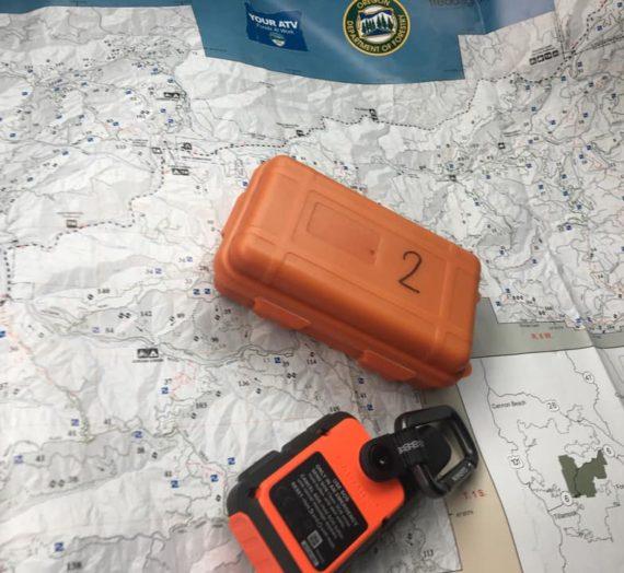 Geo Cache Box #2  Found