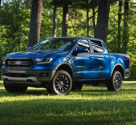 2021 Ford Ranger hits the sweet spot